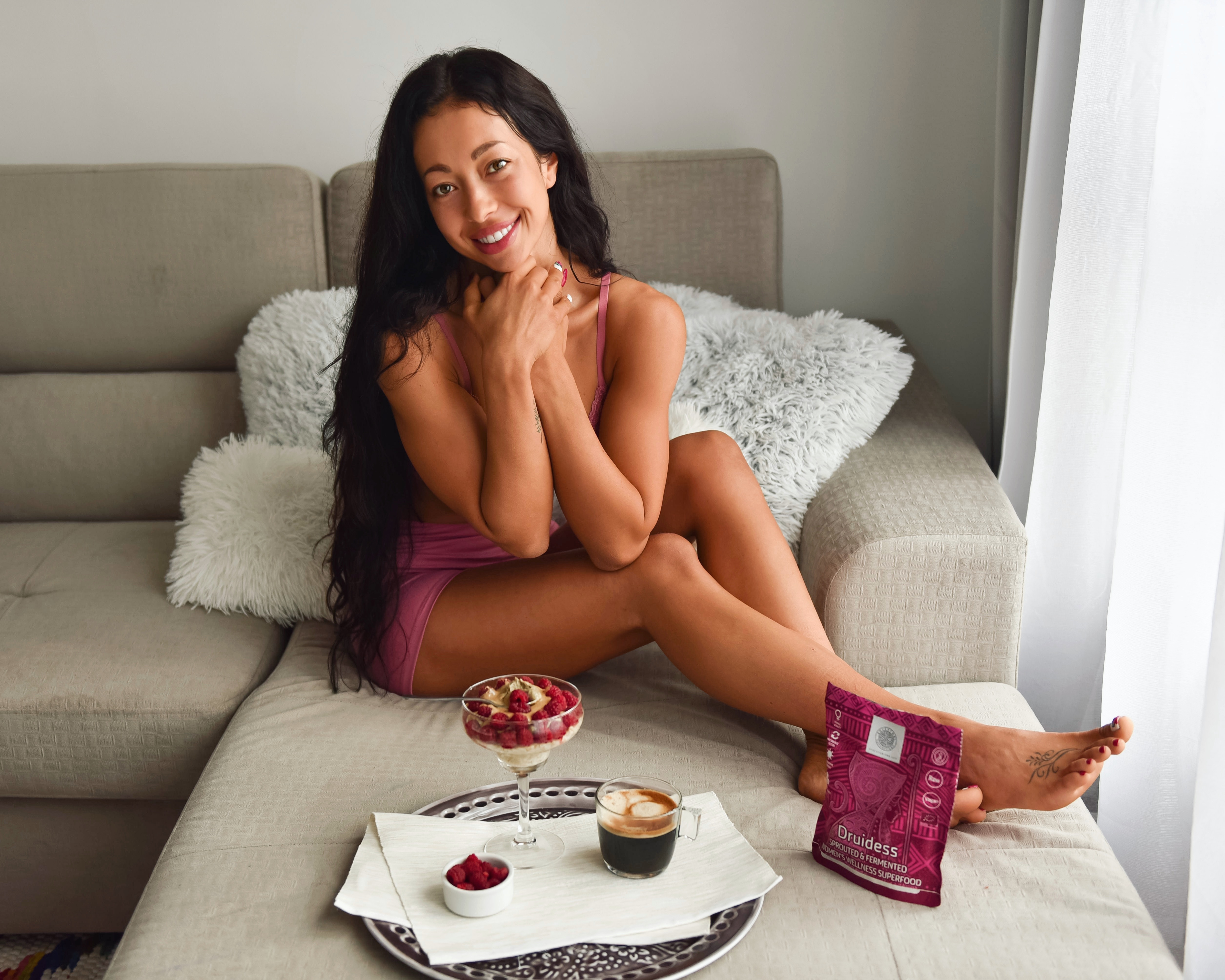 """Супер"" закуската на Нети – Септември (Малини и Жрица)"