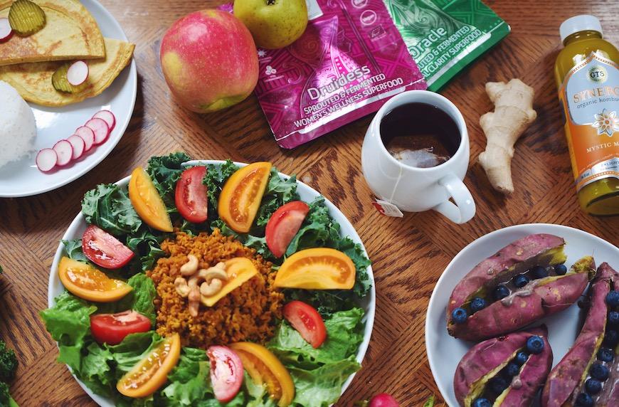 Как изглежда един мой пълен ден на хранене и успявам ли да си набавя всички хранителни вещества нужни на организма само с растителна храна?