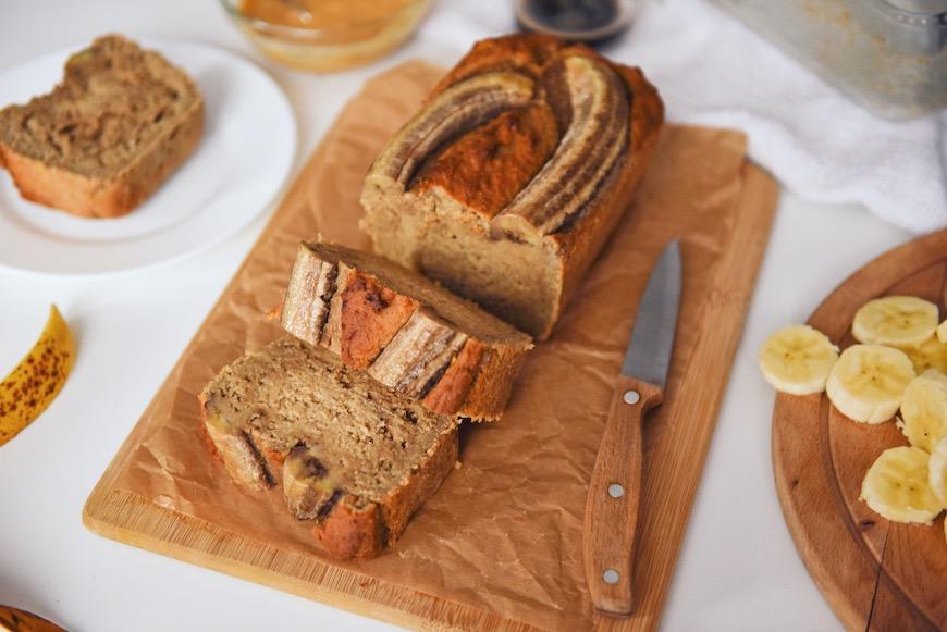 Бананов хляб/кекс